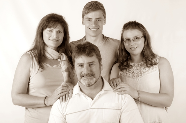 Family Photography Studio in Pretoria