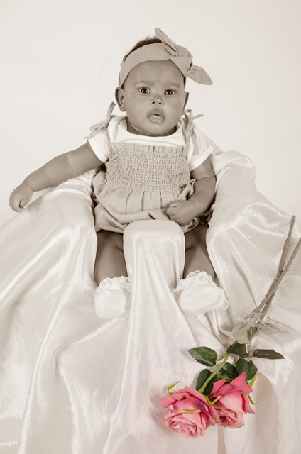 Newborn & baby photo studio in Pretoria