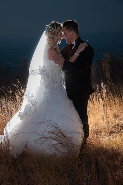 Wedding Photos taken in Pretoria