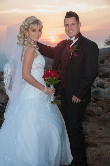 Professional wedding photography packages in Pretoria Gauteng