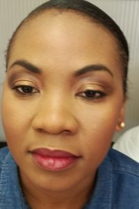 Studio Makeup Session - After